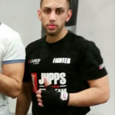 Jaspreet Garaha Jupps Fight Team